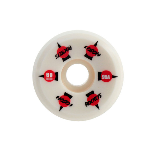 Hosoi Rockets Wheels 60mm/99a (Set of 4)