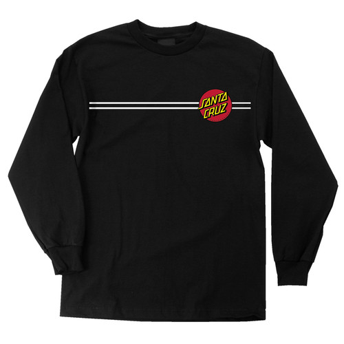 Santa Cruz Classic Dot Long Sleeve Shirt (Available in 2 Colors)
