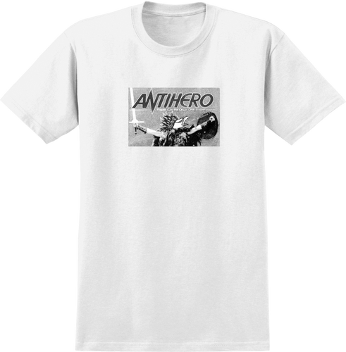 Antihero Skateboards There Can Only Be 1 8 T-Shirt