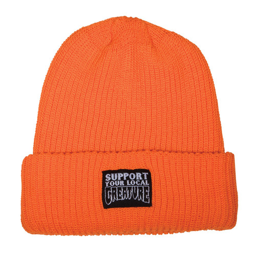 Creature Support Longshoreman Beanie (Available in 3 Colors)