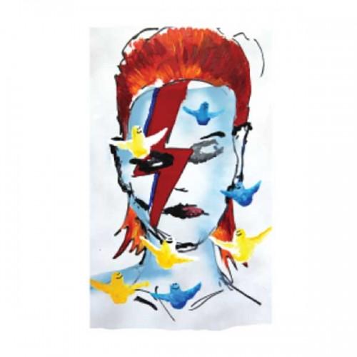 Prime Gonz Bowie Art Sticker