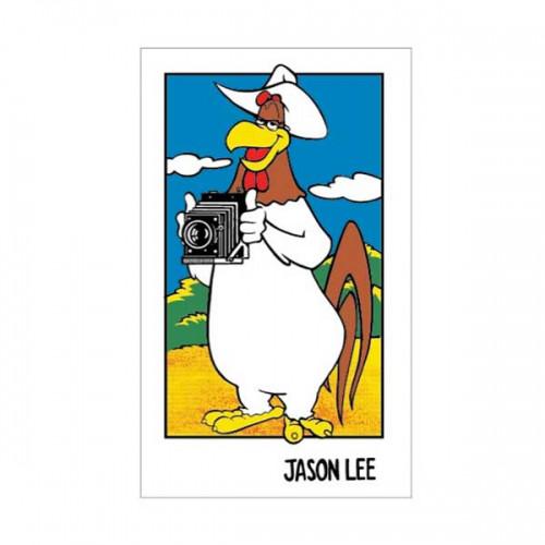 Prime Jason Lee Forghorn Leghorn Sticker