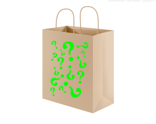 April Fools Mystery Bag - 1 day only