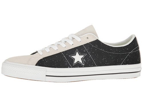 Converse CONS One Star Pro Pro Shoes Peppered FREE USA SHIPPING