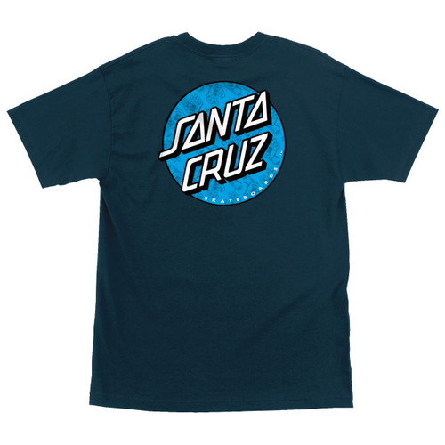 Santa Cruz Hand Fill Dot T-Shirt