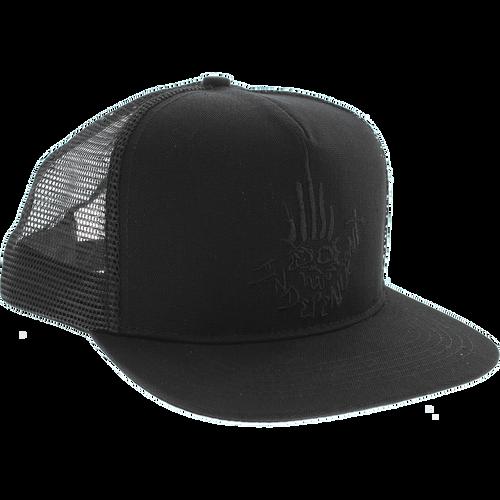 Independent Jessee Man Club Trucker Mesh Snapback Hat