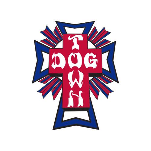 Dogtown OG Cross Logo Sticker