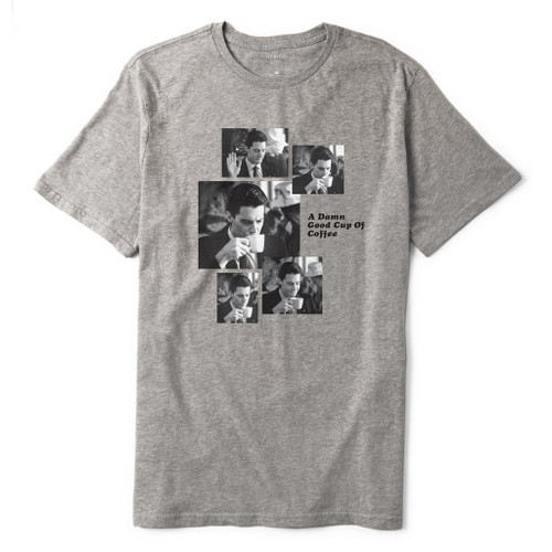 Habitat x Twin Peaks Cooper Coffee Sequence T-Shirt