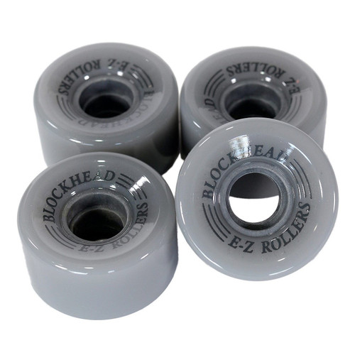 Blockhead EZ Roller Wheels 57mm (Set of 4)