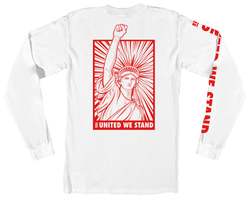 Real Actions Realized United We Stand Long Sleeve Shirt