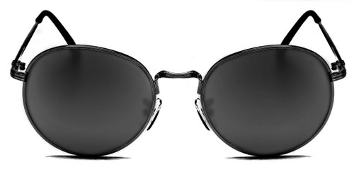 Happy Hour Hawk HoliDaze Polarized Shades Black