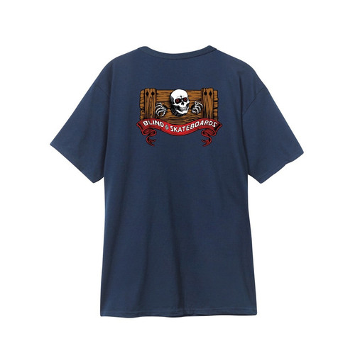 Blind Classic 90's Re-Issue Skull Series T-Shirt