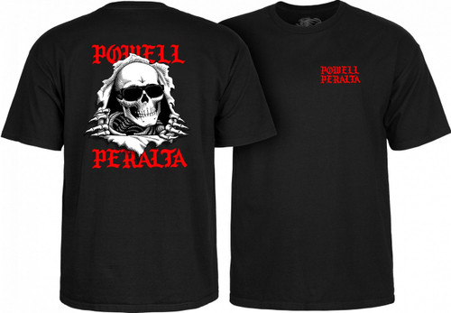 **Pre-Order** Powell Peralta Old School Ripper Chainz T-Shirt (Available in 2 Colors)