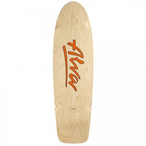 Alva Skates 1978 Lost Model Deck (Orange)