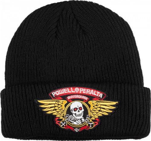 Powell Peralta Winged Ripper Beanie Hat