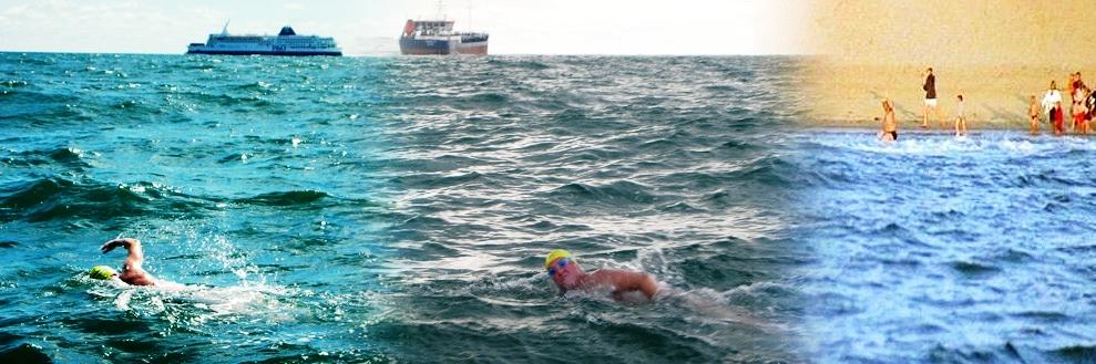 Paul Hopfensperger 2007 English Channel Swim