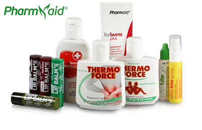 Pharmaid Wellness Products