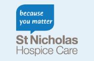 St Nicholas Hospice Care Logo