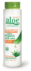 Aloe Treasures Shampoo for Dry and Damaged Hair (250ml)