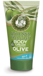 Athena's Treasures Body Cream Silk (150ml)