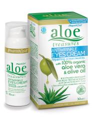 Aloe Treasures Anti-Wrinkle Eye Cream (30ml)