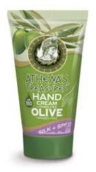 Athena's Treasures Hand Cream Silk + SPF 15 (100ml)