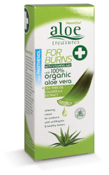 Aloe Treasures Cream For Burns (100ml)