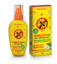 Pharmaid - Citronella Plus Face and Body Lotion (100ml)