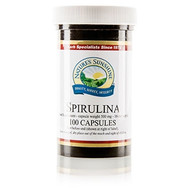 Nature's Sunshine - Spirulina (100 Capsules) - Bottle