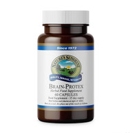 Nature's Sunshine - Brain Protex with Huperzine - Bottle