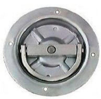 Round 360 Degree Swivel Recessed Floor Ring