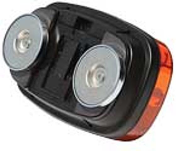 FoxFire Magnetic Amber LED Light(back)