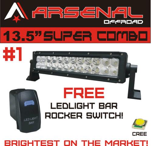 42 cree led light bar 240w image 1 aloadofball Images