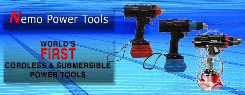 Nemo Underwater Power Tools