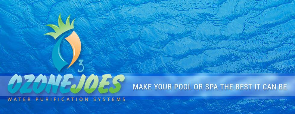 Ozone Joe's Ozonators for Swimming Pool