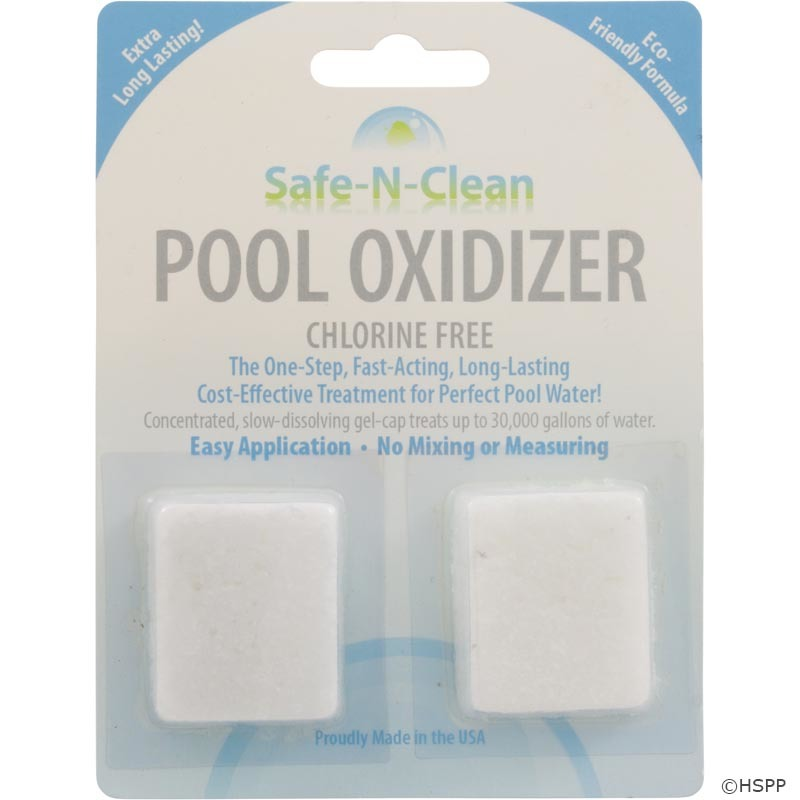 Pool Oxidizer, Basal Chemical Safe-n-Clean