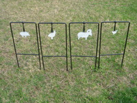 Silhouette Steel Swinger Targets 1/5 Scale