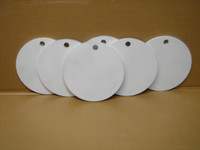 NRA Action Pistol - Round Hanger Plates