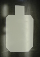 """IPSC 2/3 Scale Human Silhouette - AR500 3/8"""" Thick - Free Shipping"""