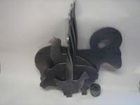 IHMSA NRA Silhouette Swinger Kit - Small Bore 3/8 Scale