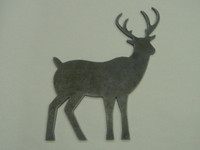 Deer Silhouette - Free Shipping