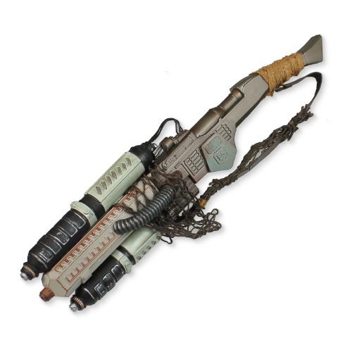 Hot Toys - Predators Noland : Laser Gun - Collectable Kitbash