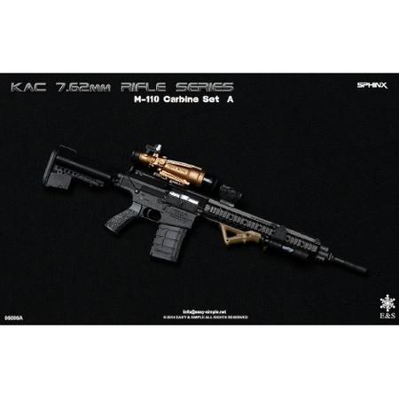 Easy & Simple - KAC 7.62MM : M-110 Sphnx