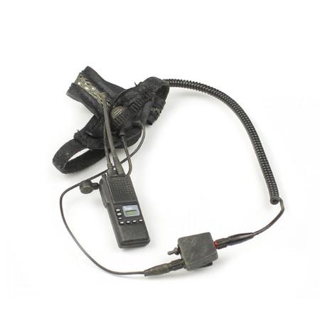 Hot Toys - Navy Seal Water Edge MK43 Mod O Gunner : TASK H/SET w/F3 Radio