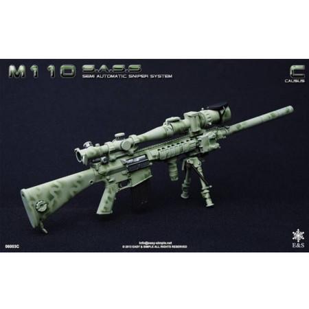 Easy & Simple - M-110 SASS Rifle Set : Causus