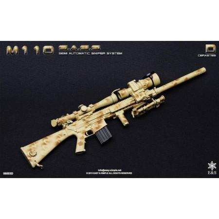 Easy & Simple - M-110 SASS Rifle Set : Cerastes