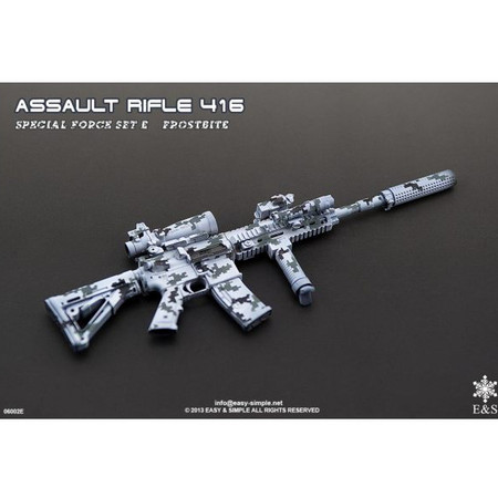 Easy & Simple - HK-416 Special Force Set : Frostbite