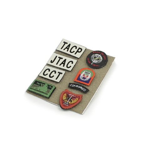 Soldier Story - US Airforce TACP JTAC : Patches