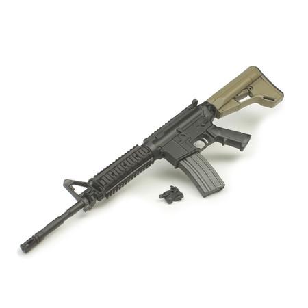 Soldier Story - USAF PJ (Type C) : M4 W/ACS Stock Rifle
