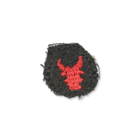 "DiD - WWII US 34th Infantry ""Russel Franklyn"" : Patch"
